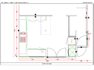 W renovation nantes r novation de l 39 habitat nantes entreprise g n r - Plan amenagement cuisine ...